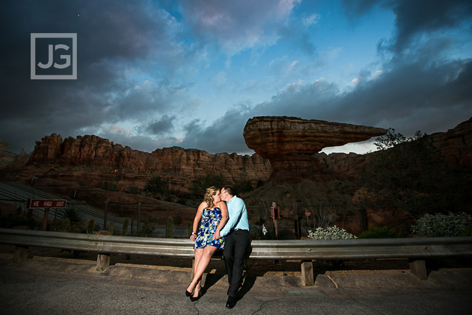 California Adventures Engagement Photography