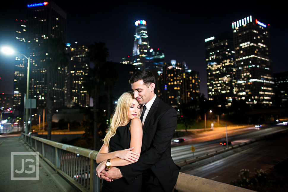 downtown-la-night-engagement-photography-0023