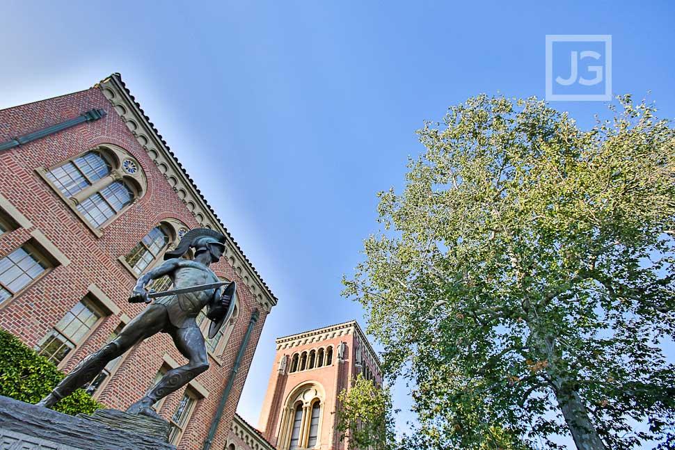 Tommy Trojan USC