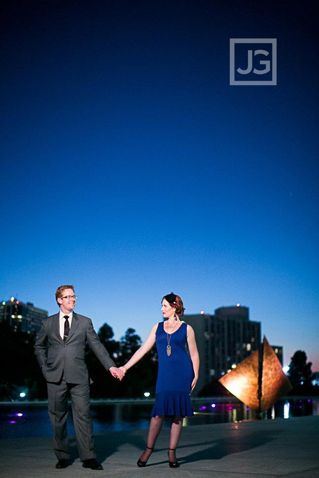 DWP Engagement Photography