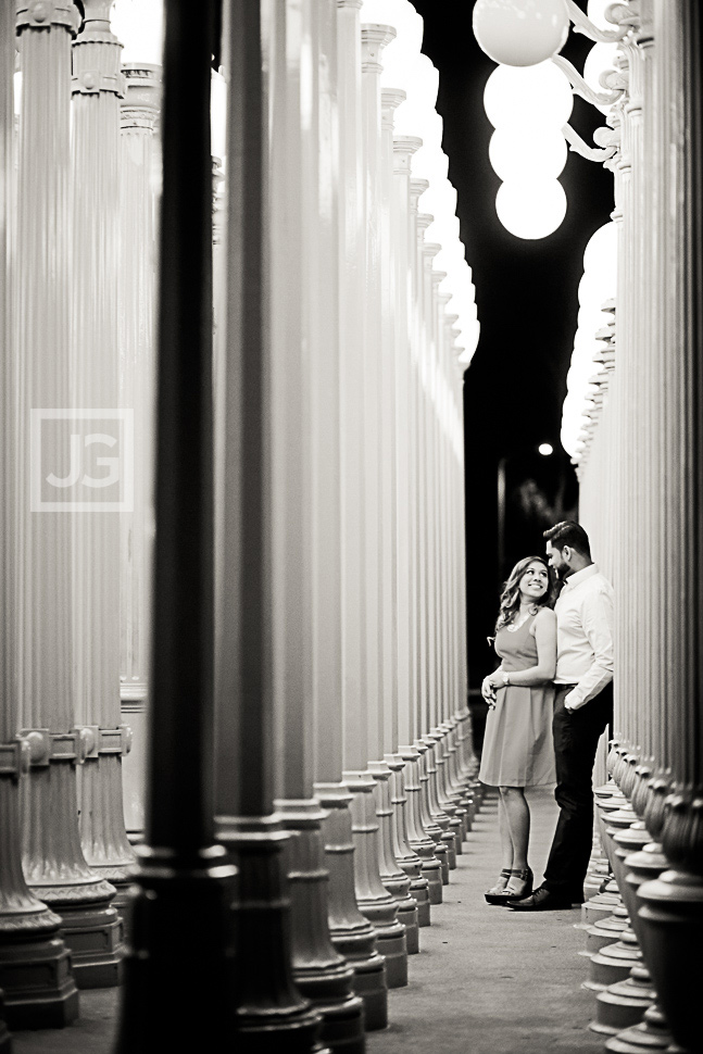 LACMA in Black and White