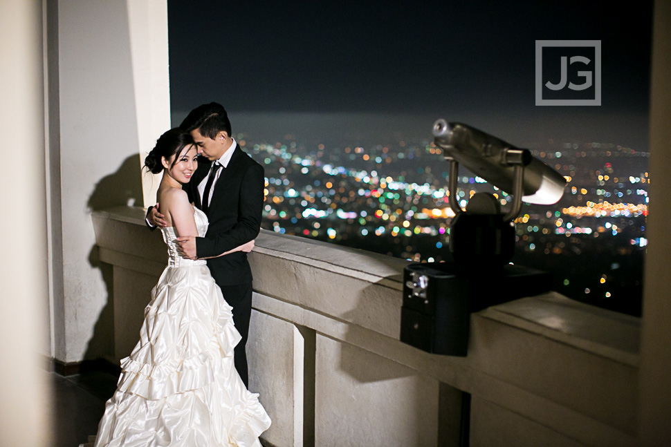 Griffith Park Wedding Photography