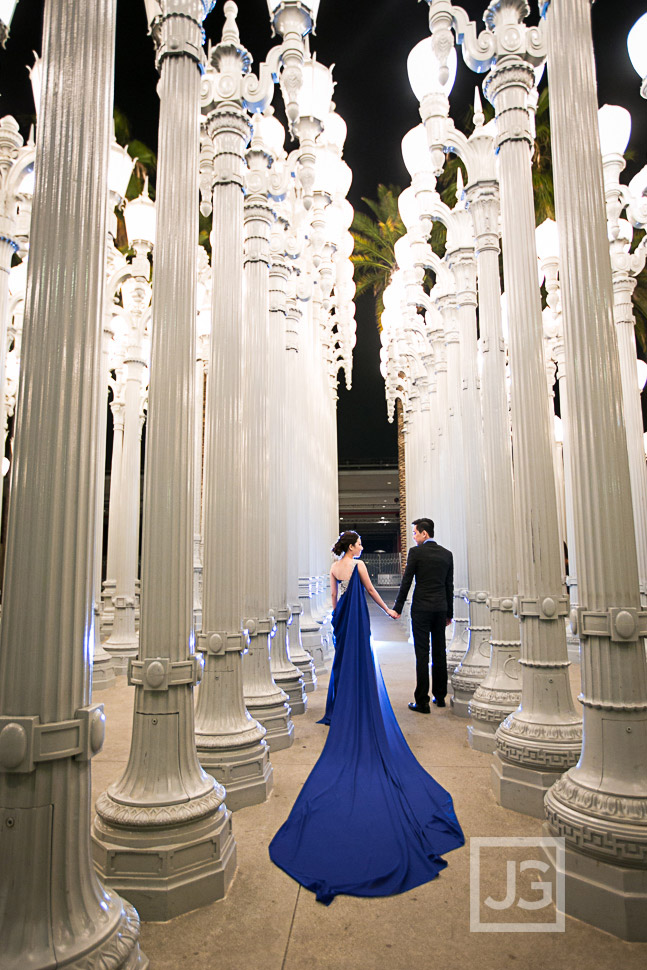 LACMA Wedding Photos