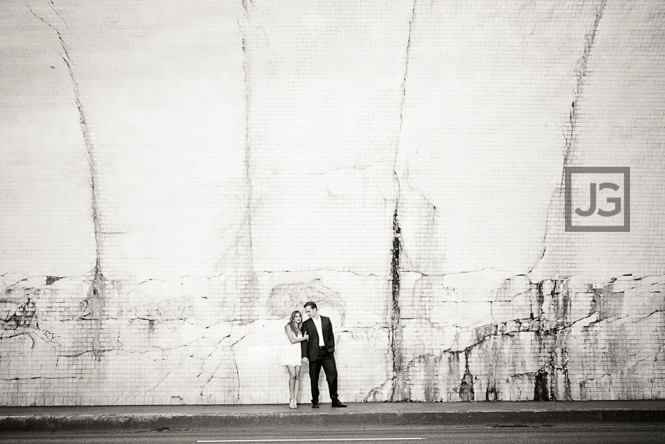 Engagement Photos Downtown Los Angeles