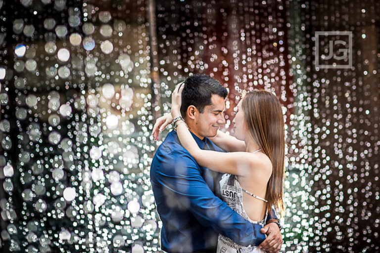 Downtown Los Angeles Engagement Photography | Jeanny & Anthony
