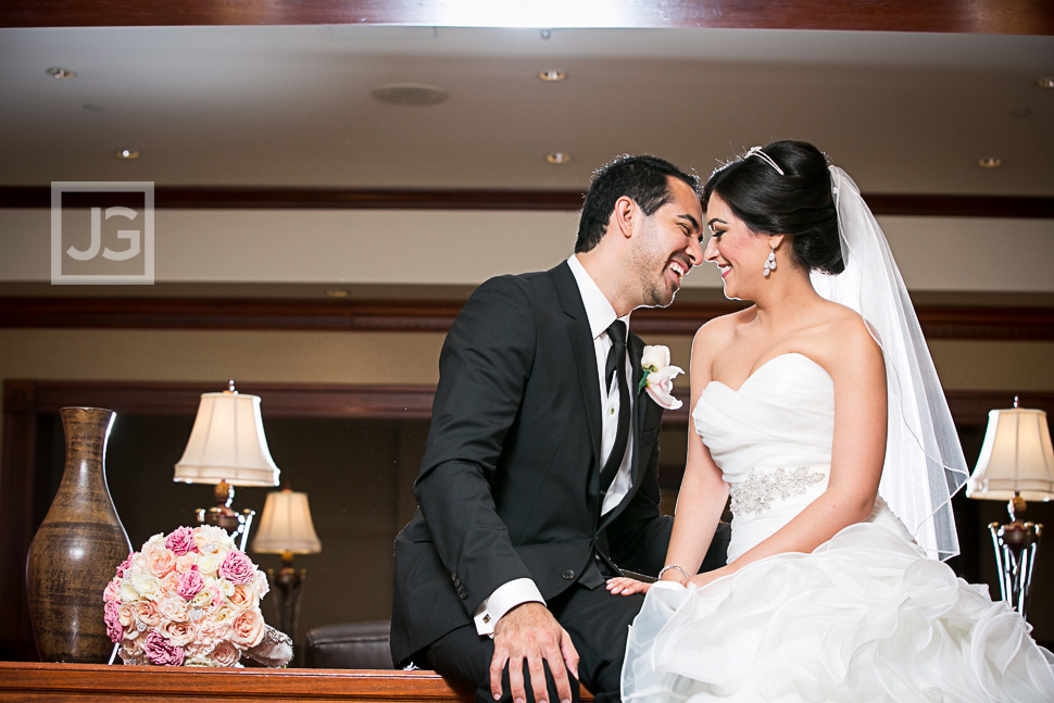 Wedding Photography at the Fairmont Hotel