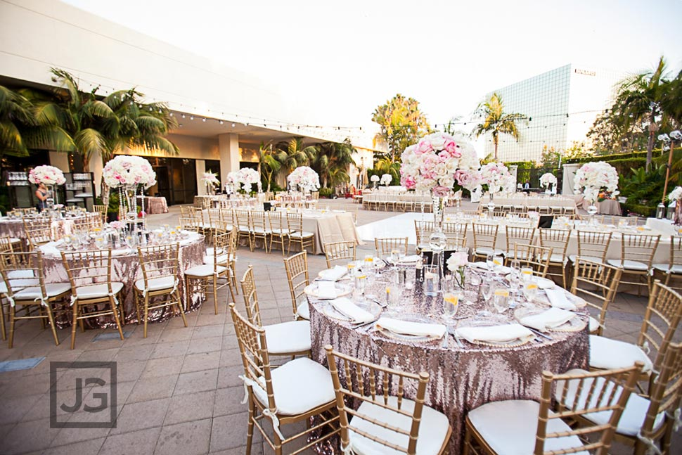 Fairmont Hotel Wedding Reception