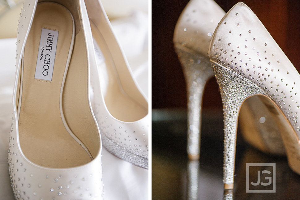Jimmy Choo Wedding Shoes