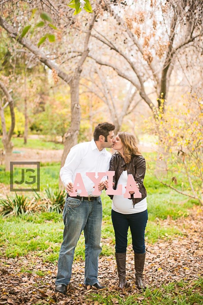 Maternity Photography Fullerton Arboretum Ayla