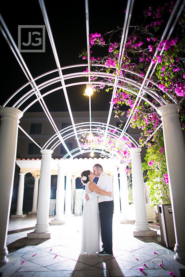Hilton San Gabriel Wedding Photography
