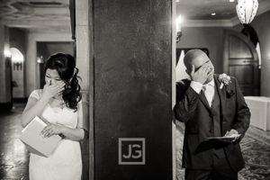 Hollywood Roosevelt Hotel Wedding Photography | Angela & Ben