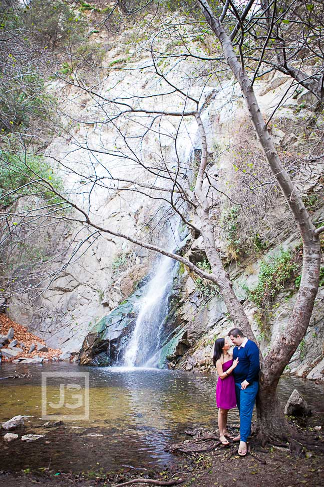 Stuartevant Falls Engagement Photography