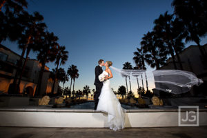 Huntington Hyatt Wedding Photography in Huntington Beach