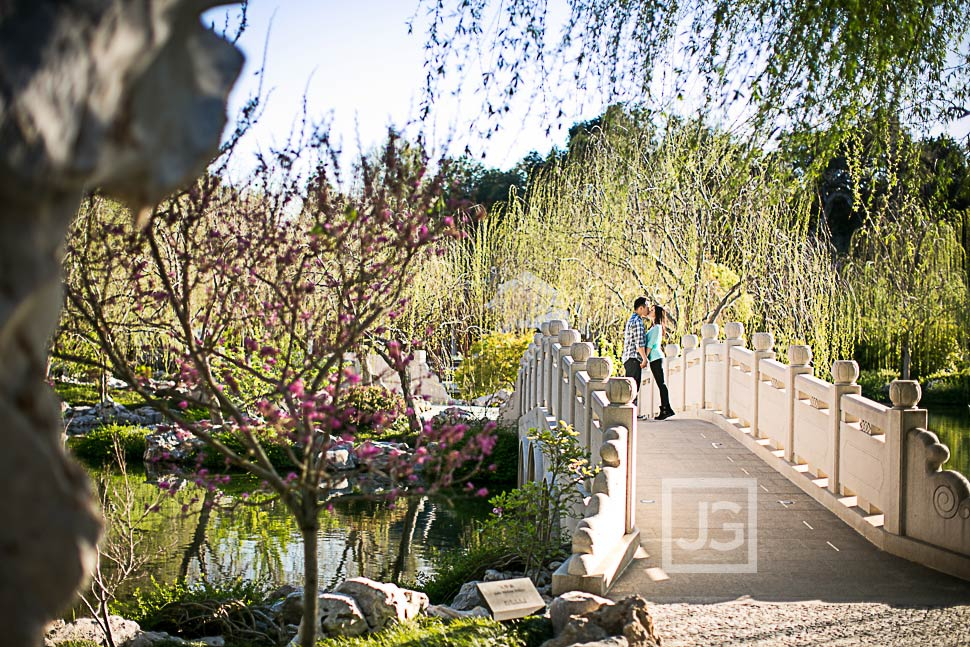 Huntington Library Engagement Photography 0000 ...