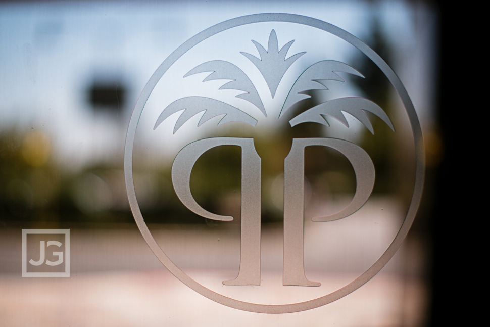 Pacific Palms Logo
