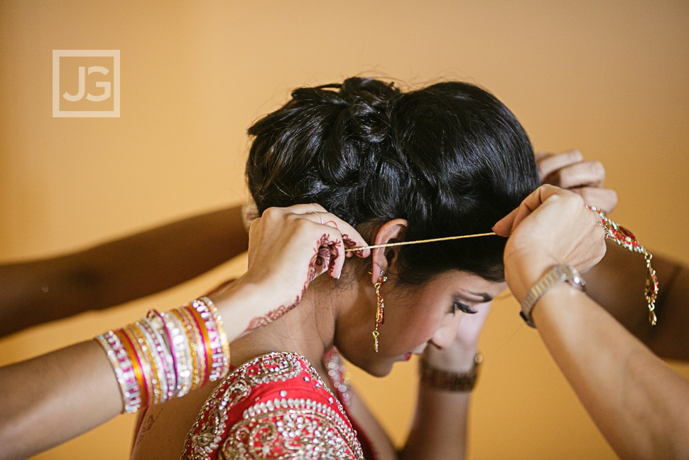 Indian Wedding Preparation