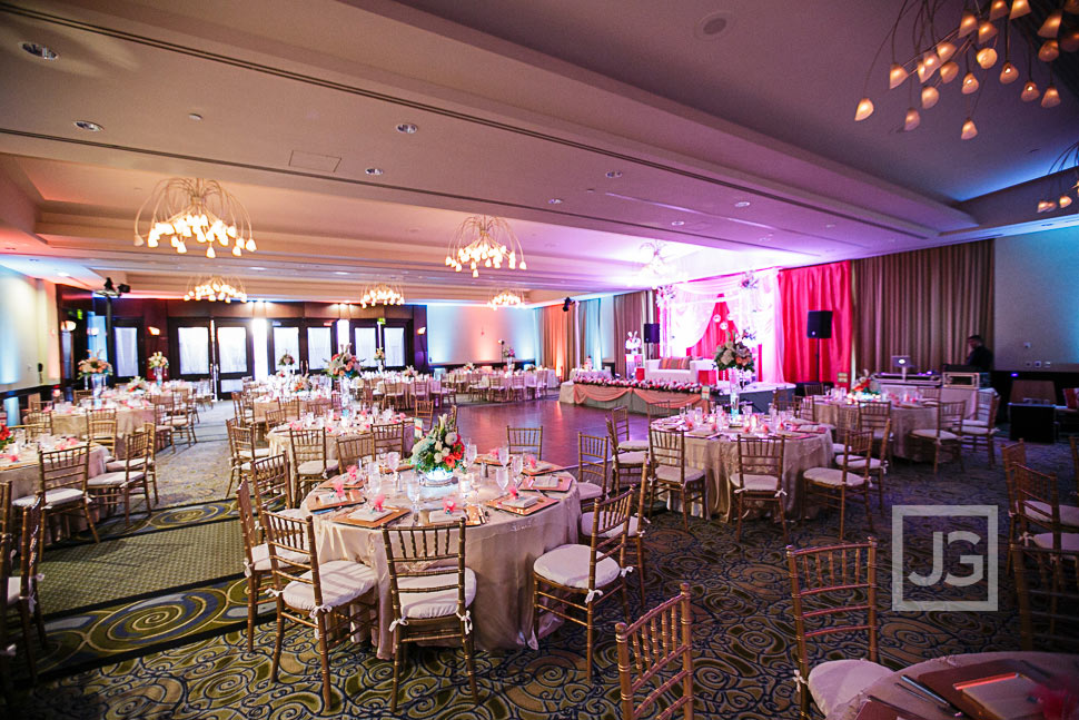 Pacific Palms Wedding Reception