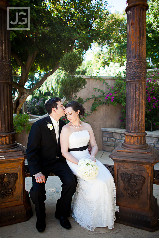 Westlake Village Inn Wedding Photos