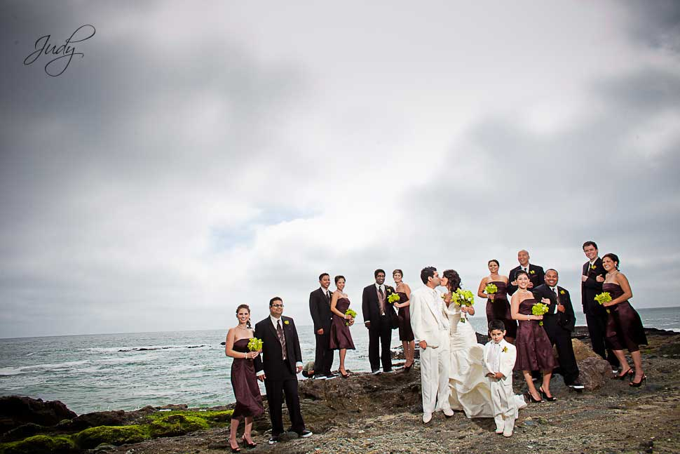 Laguna Beach Wedding Photos