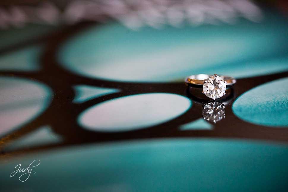 Huntington Beach Hyatt Wedding Ring Photos