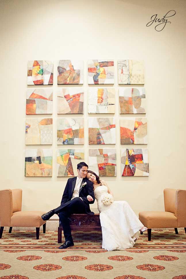 Huntington Beach Hyatt Wedding Photography