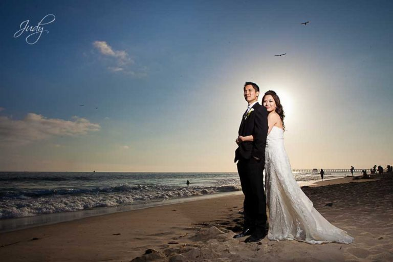 Huntington Beach Hyatt Wedding Photography | Sandy & Chris