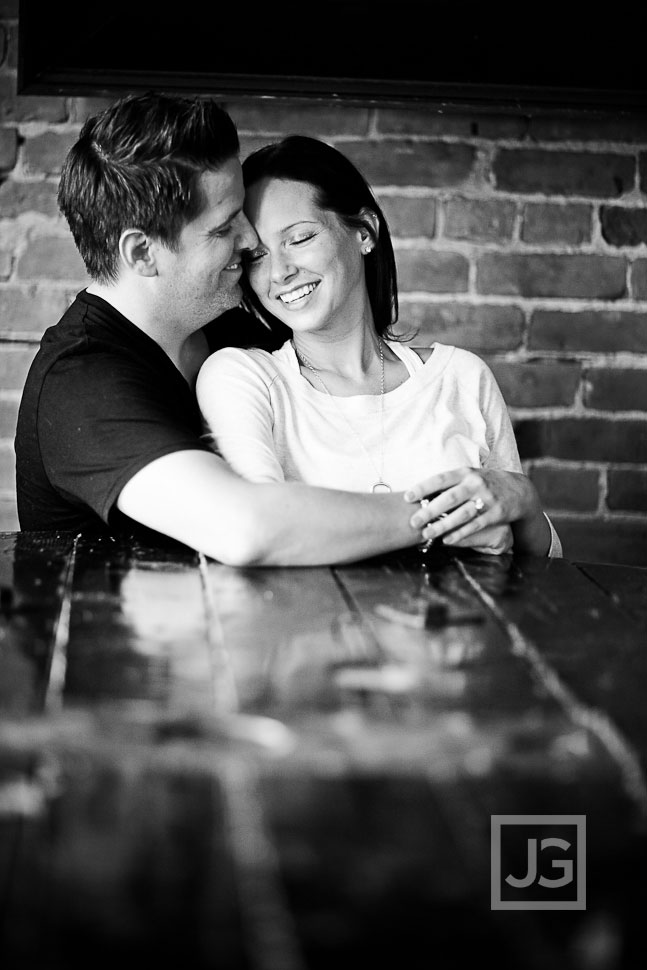 Downtown Vancouver Engagement Photography