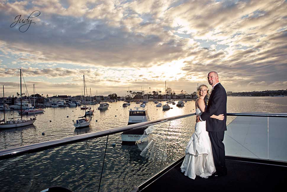 Electra Cruises Wedding Photography