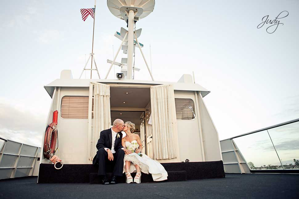 Electra Cruises Wedding Photos