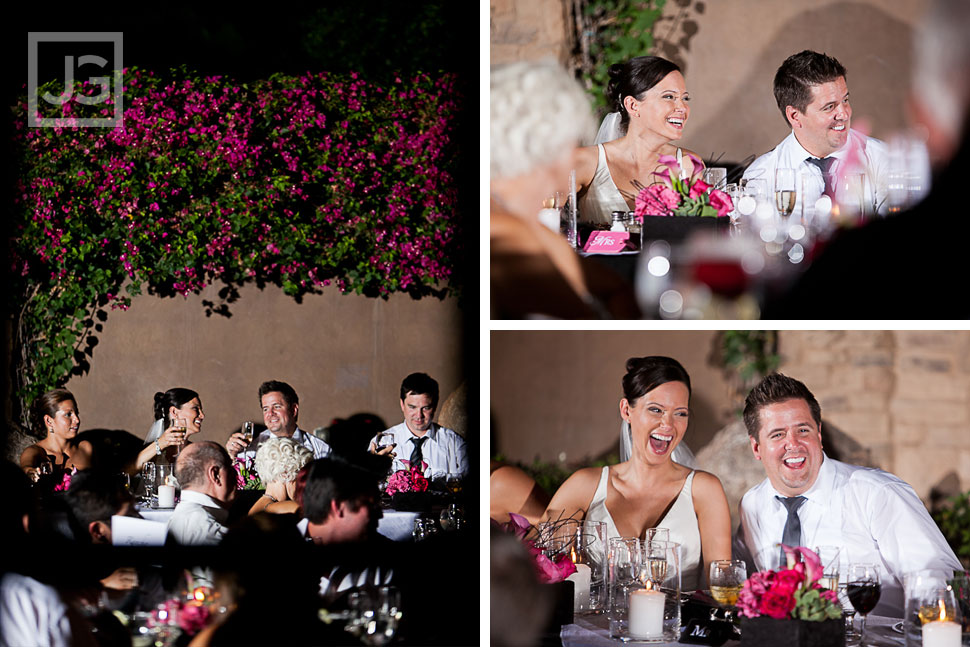 Jackalope Ranch Wedding Reception