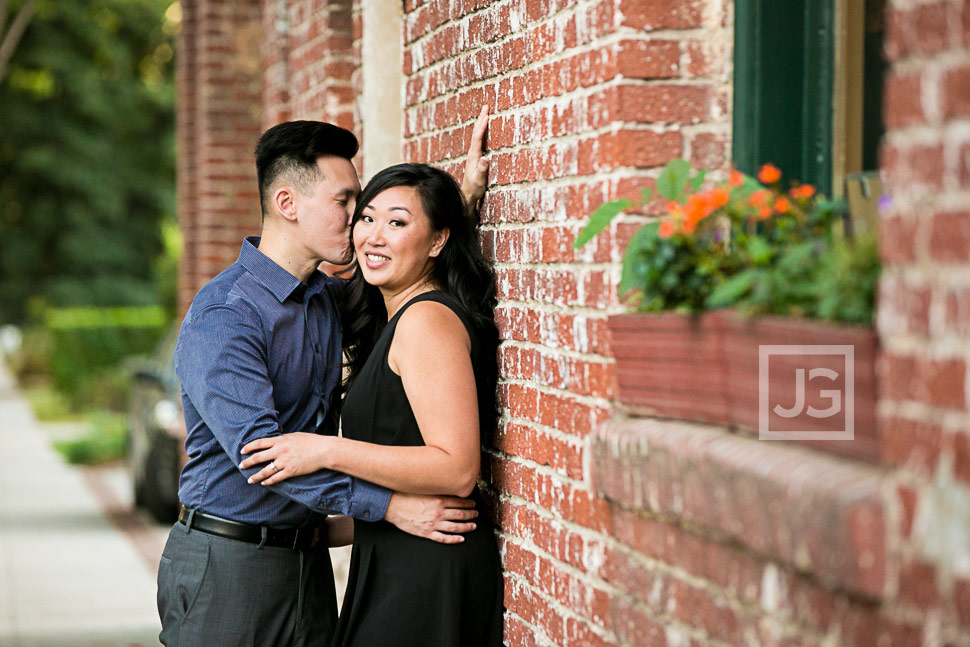 South Pasadena Engagement Photos
