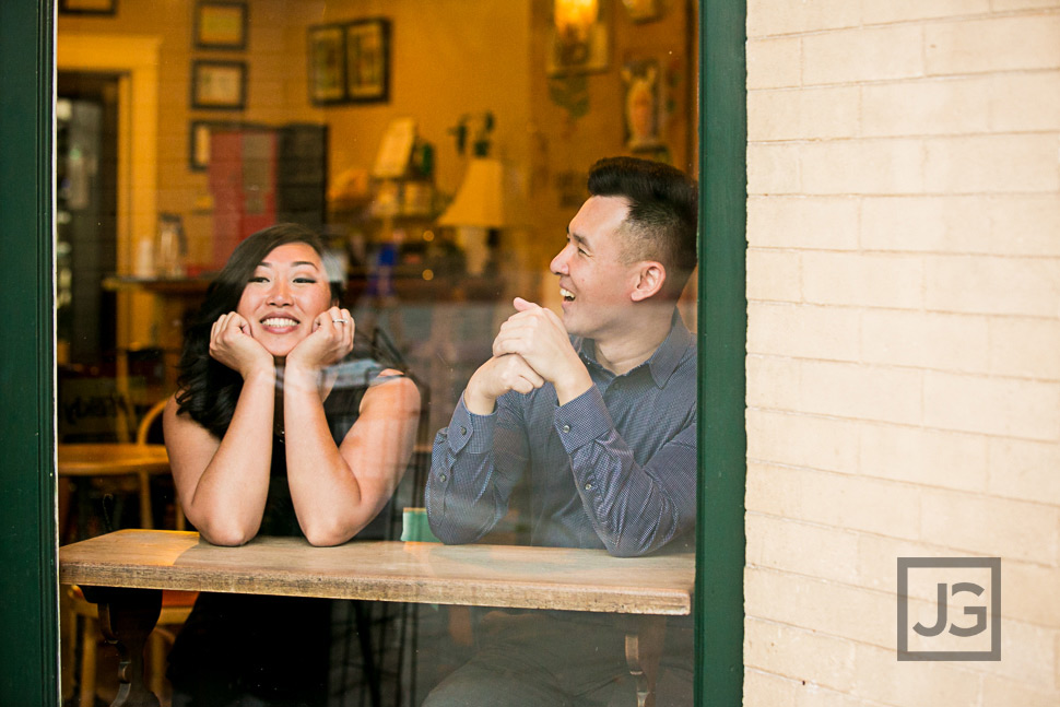 South Pasadena Engagement Photography