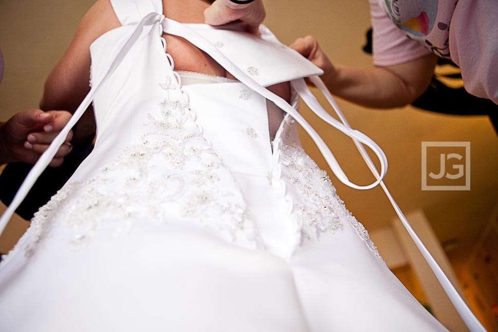 La Jolla Cove Suites Wedding Dress