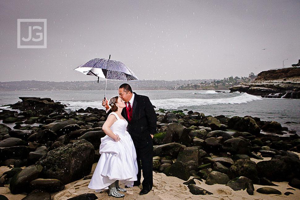 La Jolla Cove Wedding Photography