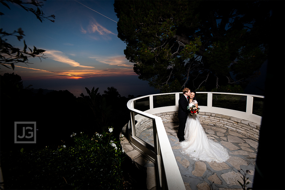 La Venta Inn Wedding Photo