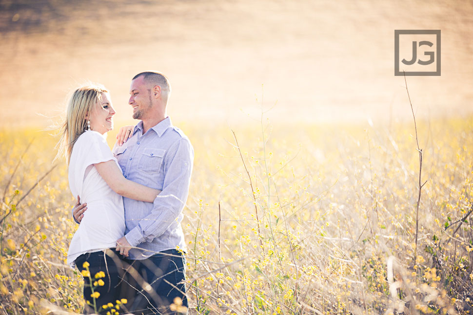 Open Field Engagement Photos