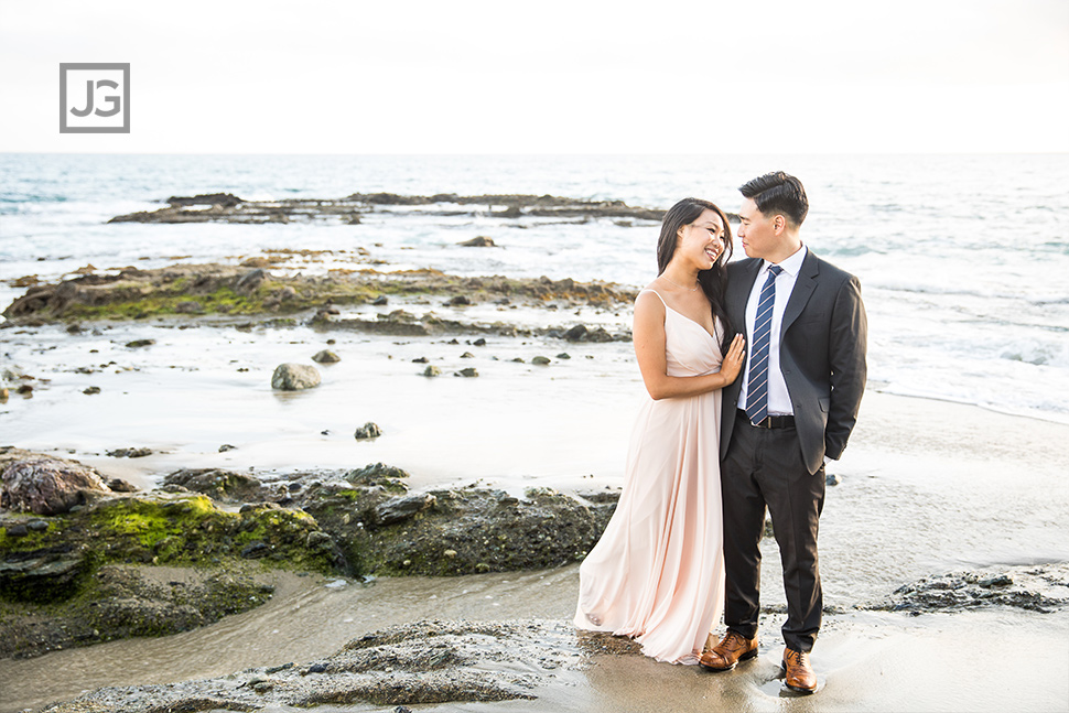 Laguna Beach Engagement Photography
