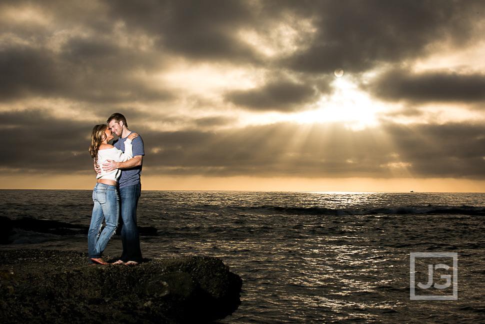 Laguna Beach Engagement Photos, Orange County  | Ashley & Matt