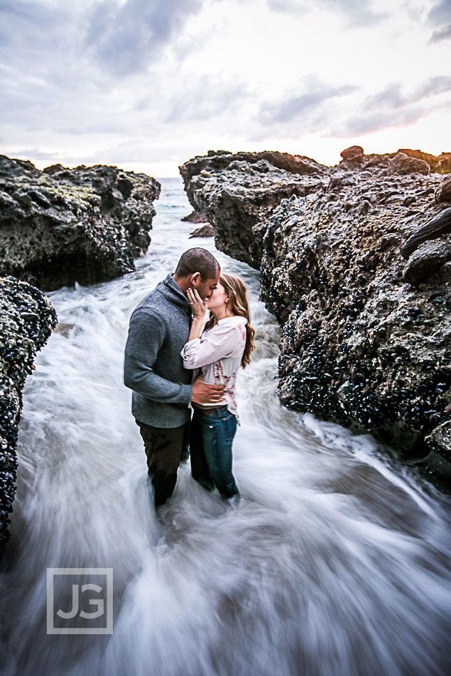 Laguna Beach Engagement Photography | Elonna & Stephen