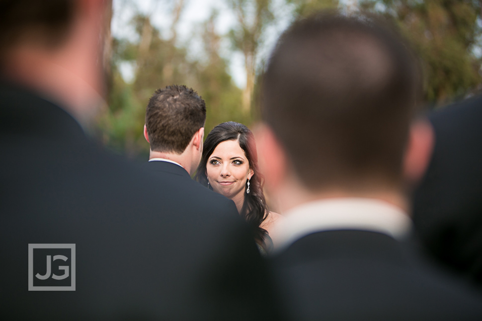 Lake Oak Meadows Temecula Wedding Ceremony