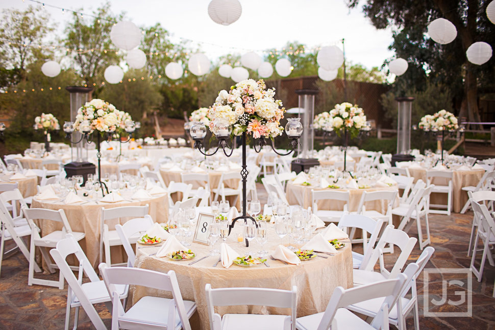 Lake Oak Meadows Wedding Reception