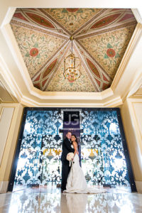 The Langham, Pasadena Wedding Photography | Liz & John