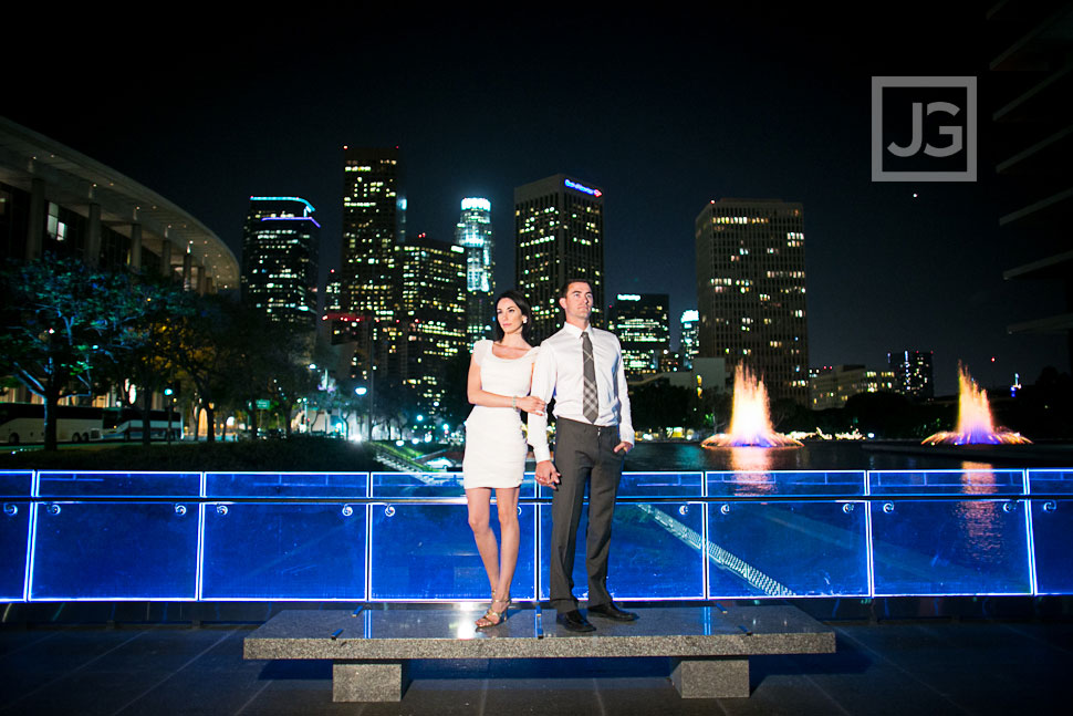 DWP Engagement Photography Los Angeles
