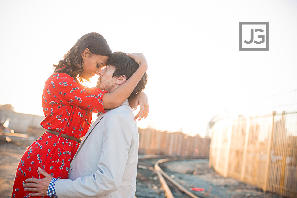 Los Angeles Engagement Photography | Dalana & Brandon