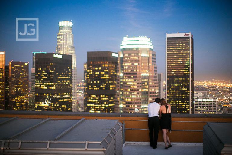 Los Angeles Engagement Photography | Rachel & Liam