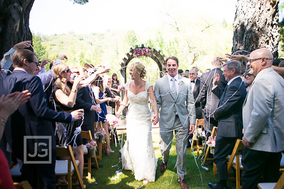 Radonich Ranch Wedding Ceremony