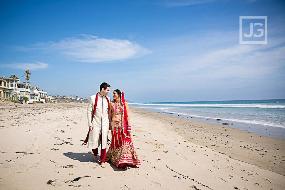 Malibu West Beach Club Wedding Photography 0012