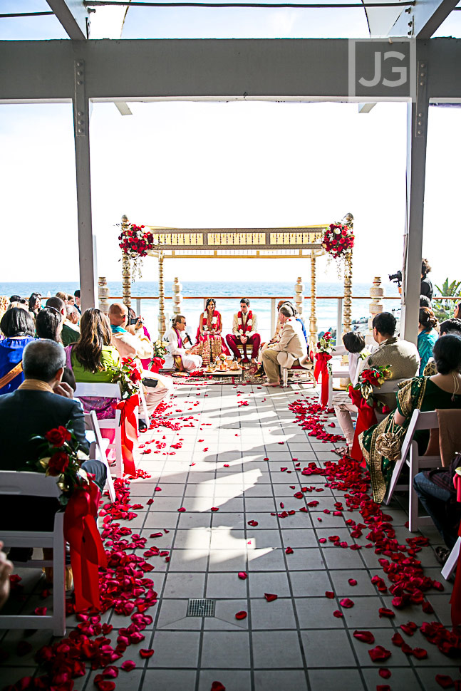 Malibu West Beach Club Wedding Photography 0048