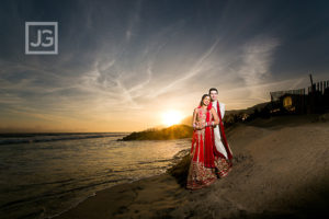 Malibu West Beach Club Wedding Photography | Anita + Matt