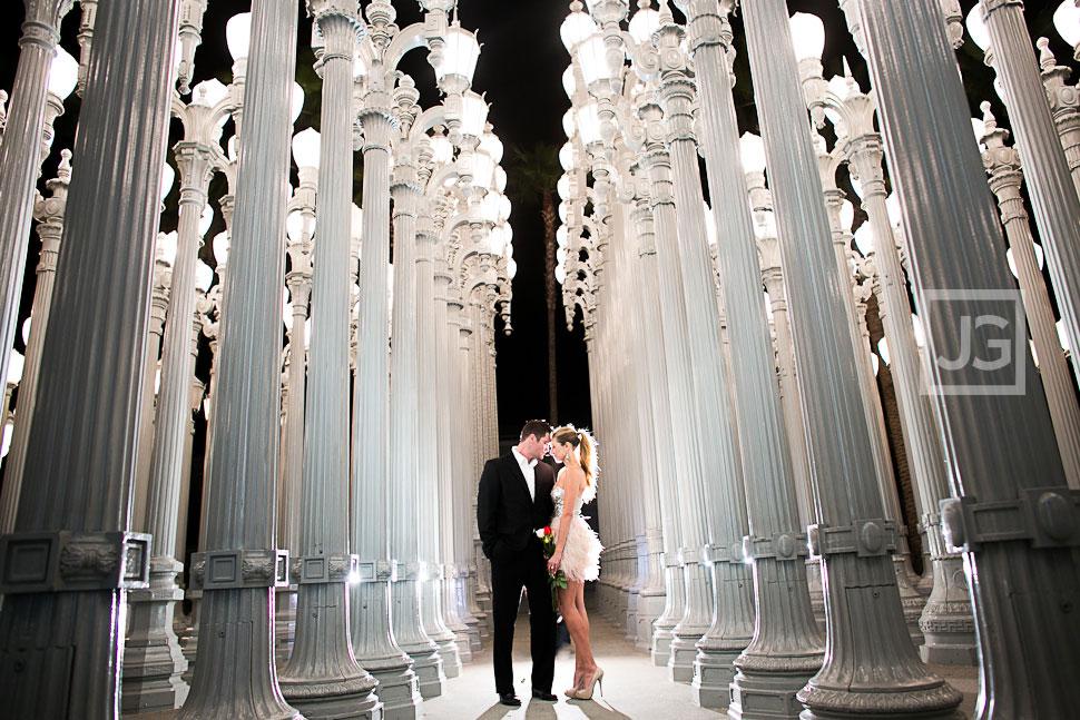 Engagement Photos LACMA